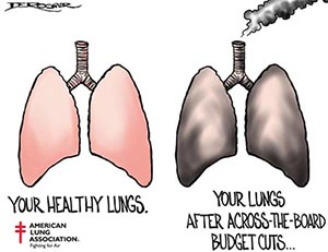 cartoon pics of unhealthy lungs pictures to pin on