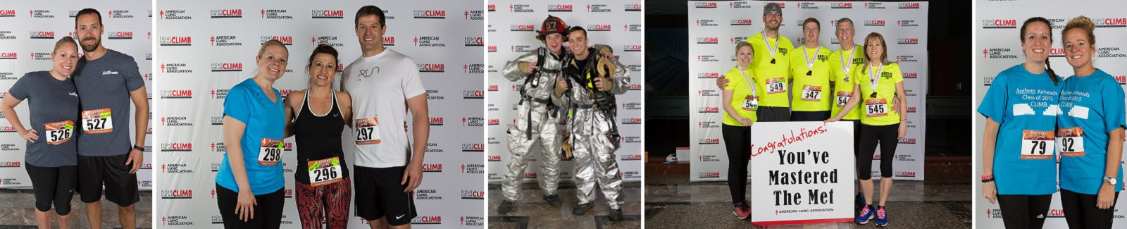 Fight For Air Climb - St. Louis, MO. Step Up to the Challenge!