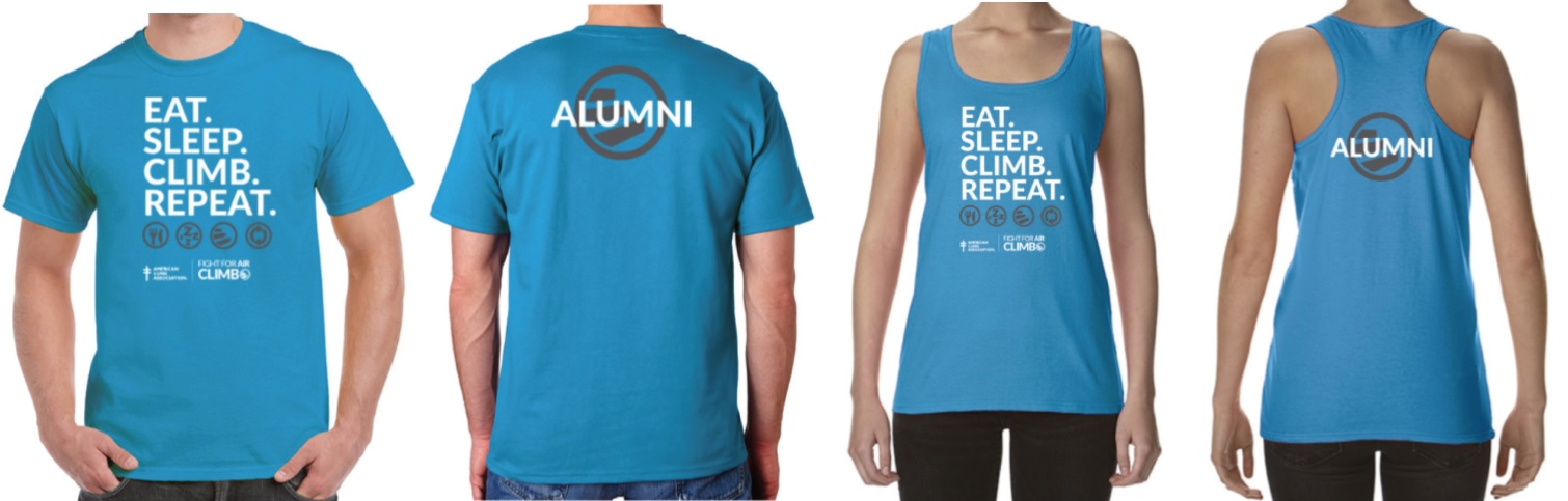 2018 Alumni Tanks/Shirts