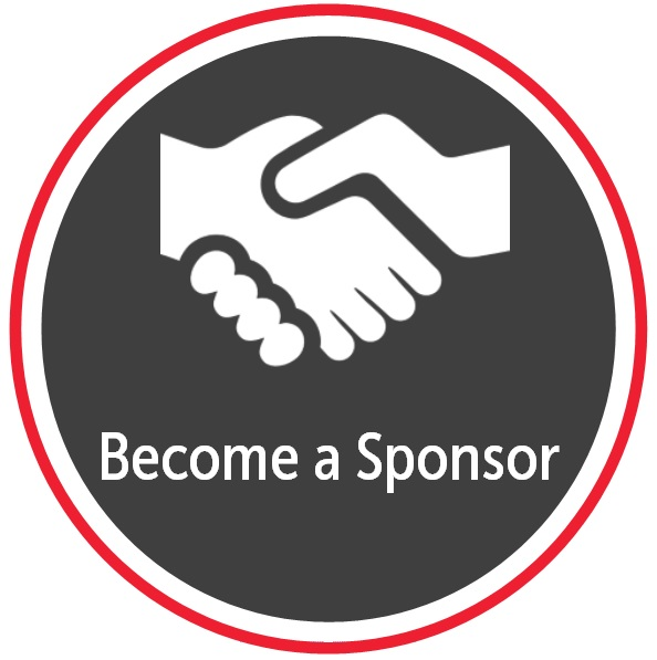 Become a Sponsor - Gray
