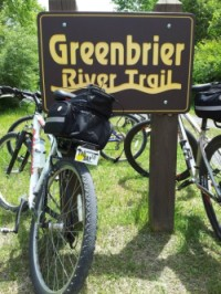 Greenbriar 2012 trek
