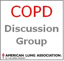 COPD Discussion Group Logo