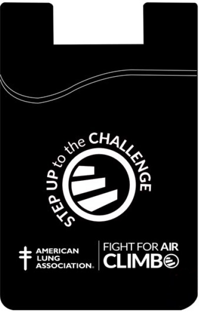 Fight For Air Climb Phone Wallet