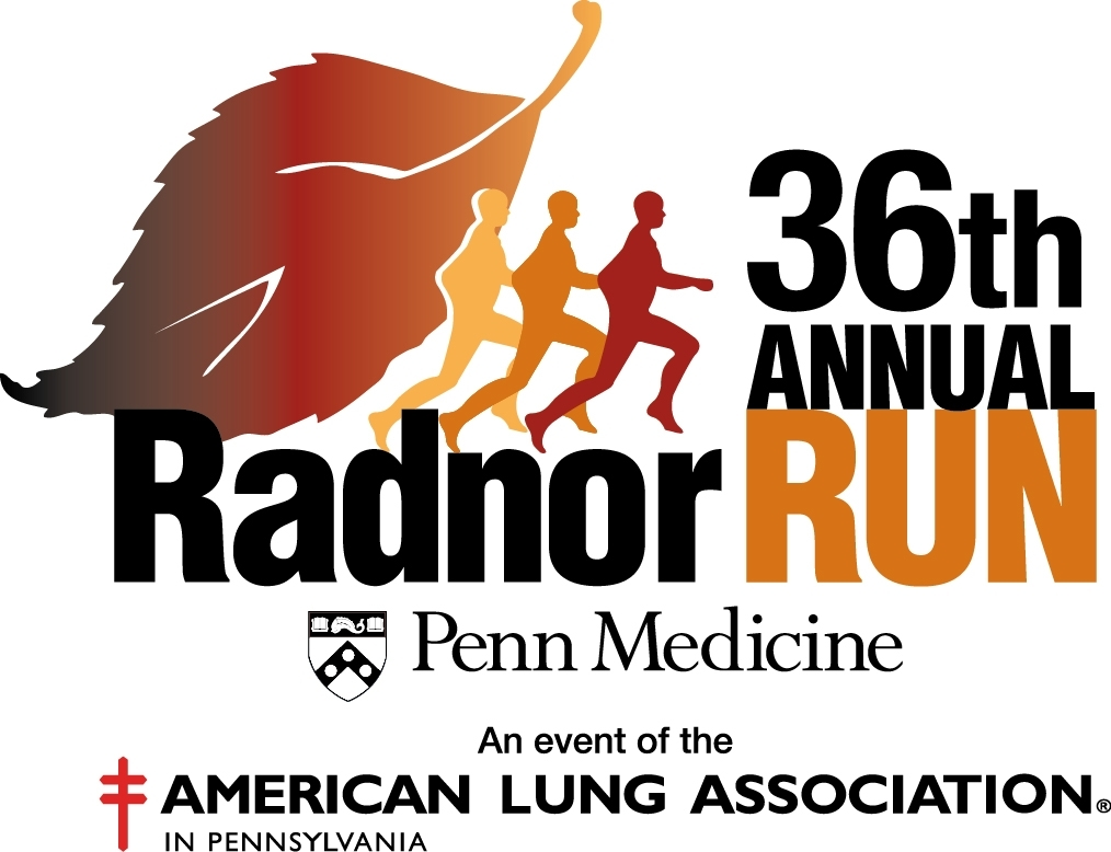 Radnor Run logo 36th annual