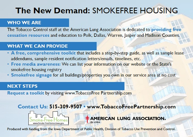 UM-FY14-IA-Smokefree Housing