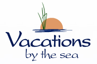Vacation by the Sea Logo