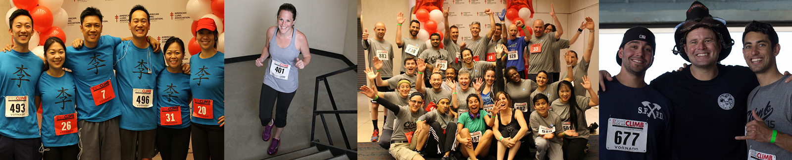 Fight For Air Climb - San Francisco. Step Up to the Challenge!