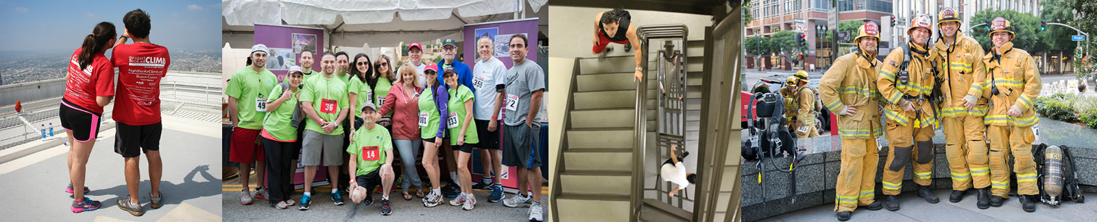 Fight For Air Climb - Los Angeles. Step Up to the Challenge!