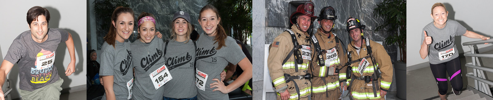 Fight For Air Climb - San Diego. Step Up to the Challenge!