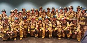 2016 Brighton Fire Climbing Team