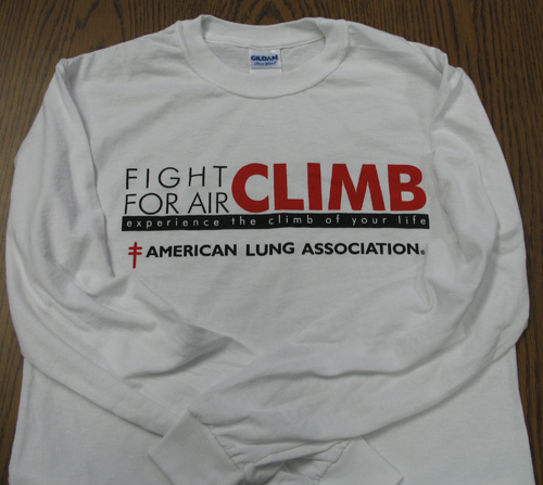 FFA climb long sleeve shirts