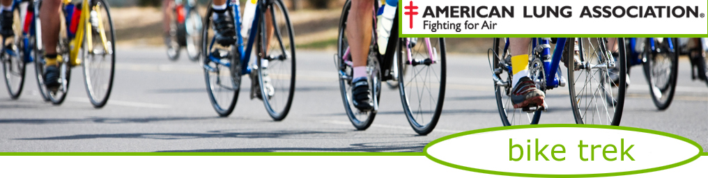 American Lung Association: Fighting for Air - Bike Trek