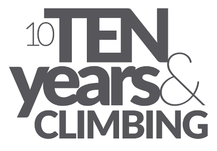 10 Years And Climbing