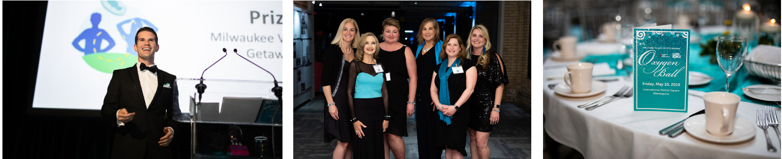 Minnesota Oxygen Ball - American Lung Association | LUNG FORCE