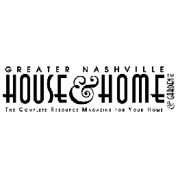 Greater Nashville House and Home and Garden Magazine