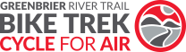 Greenbrier River Trail Bike Trek