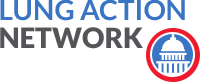 Lung Action Network logo