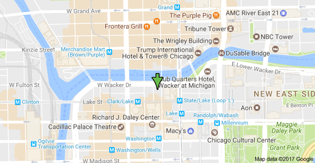 Asthma Educator Institute - Chicago: Directions - American Lung ...