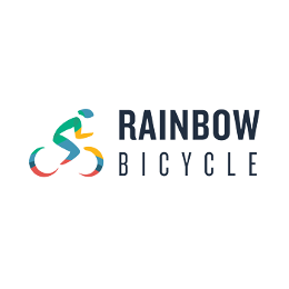 Rainbow Bicycle - Lewiston