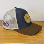 Click here for more information about Maine Trek Hat  Yellow Patch