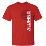 Click here for more information about 2020 Alumni T-Shirt - Des Moines