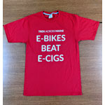 Click here for more information about Maine Trek Shirt  E-Bikes Beat E-Cigs