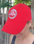 Click here for more information about Maine Trek Hats -Red