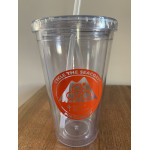 Click here for more information about Cycle the Seacoast Tumbler Cup with Straw